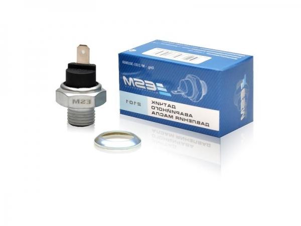 Где находится датчик уровня и давления масла ВАЗ 2114 (фото) и как произвести замену контроллеров?