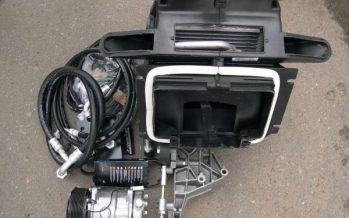 Самостоятельная установка кондиционера на ВАЗ 2114