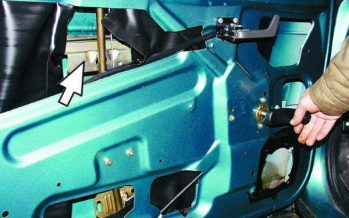 Ремонт стеклоподъемников на ВАЗ 2110