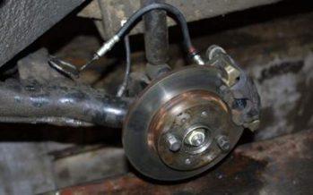 Установка задних дисковых тормозов на ВАЗ 2114 своими руками