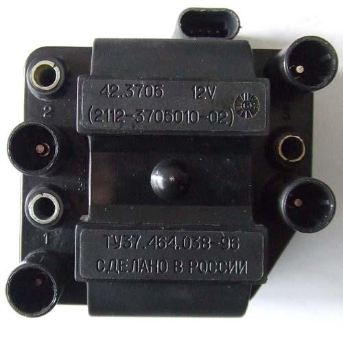 Устройство модуля зажигания ваз 2109 инжектор