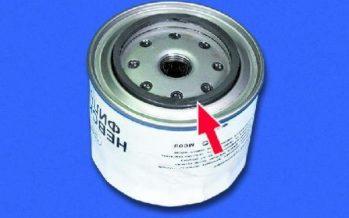Замена масляного фильтра на ВАЗ 2109