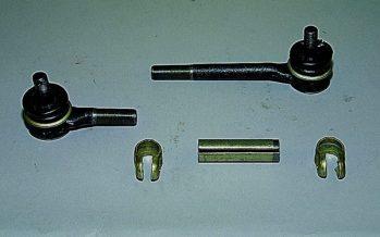 Как поменять рулевые наконечники на ВАЗ 2109