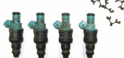 Как снять и почистить форсунки на ВАЗ 2109 (инжектор)?